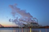 Coal-fired power plants are one major source of atmospheric emissions of mercury